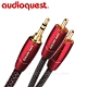 美國 Audioquest Golden Gate訊號線(3.5mm-RCA) -1.5M product thumbnail 1