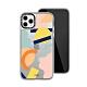 Casetify iPhone 11 Pro Max 輕量耐衝擊保護殼-幾何世界 product thumbnail 1