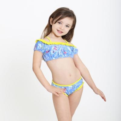 澳洲Sunseeker泳裝抗UV防曬造型兩件式比基尼-小女童5193006SUE