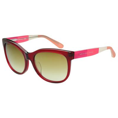 MARC BY MARC JACOBS  太陽眼鏡  (透明紅色)