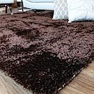范登伯格 - 朵莉絲 質感長毛進口地毯 (咖啡色 - 165x235cm)
