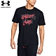 【UNDER ARMOUR】男 Baseline短T-Shirt product thumbnail 1