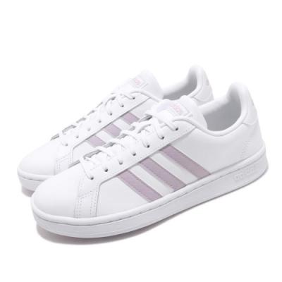 adidas 休閒鞋 Grand Court 低筒 女鞋