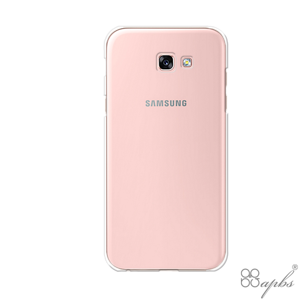 Samsung Galaxy A7 2017年版 晶透輕薄硬式手機殼