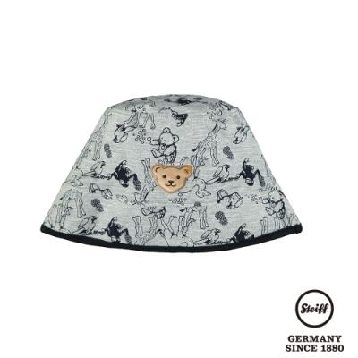 STEIFF德國精品童裝  動物圖案漁夫帽