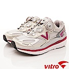 Vitro韓國專業運動品牌-OC-110-S/C頂級BOA健走鞋-灰紫(女)