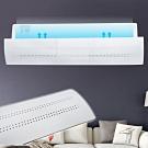 (團購1入)EZlife 微孔防直吹伸縮空調導風板