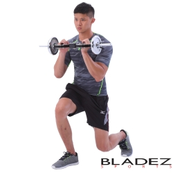 【BLADEZ】「臂熱」三代可調阻力加負重-8磅(健腹器/健臂器)