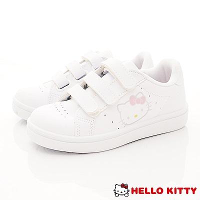 HelloKitty童鞋 時尚休閒運動款 SE18630白(中小童段)