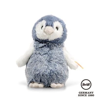 STEIFF德國金耳釦泰迪熊  小藍企鵝  Paule Penguin  神仙企鵝 14cm