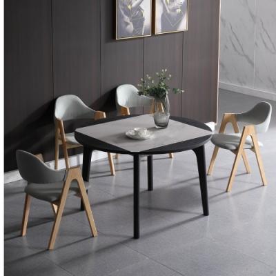 MUNA 小笠原折合桌(不含椅) 90X90X75cm