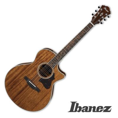 Ibanez AE245-NT 電民謠吉他 原木色