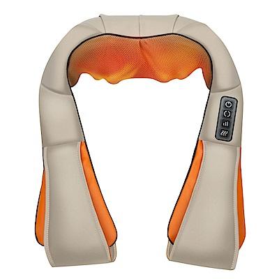 Mavoly 美樂麗 2代無線 多功能6D熱敷披肩按摩帶 肩頸按摩器 C-0100