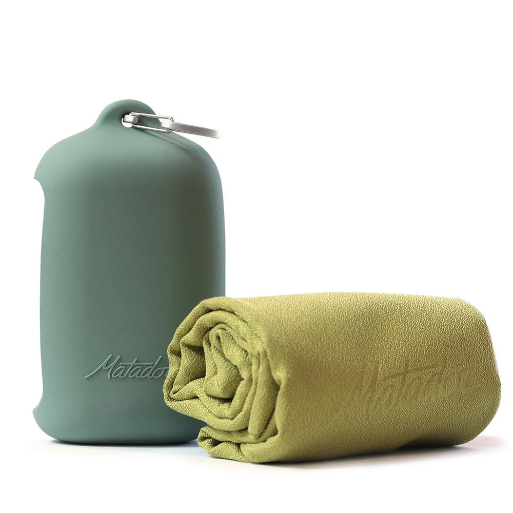 Matador NanoDry Trek Towel 口袋型奈米快乾毛巾(L)