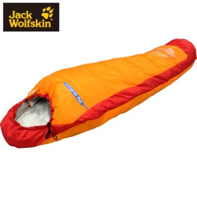 【Jack wolfskin 飛狼】兒童睡袋 Lite Tech Jr 纖維睡袋『舒適溫度:-13 ~ 6°C』