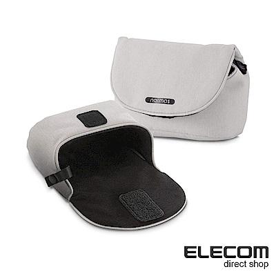 ELECOM normas絨布內裡相機收納包-灰