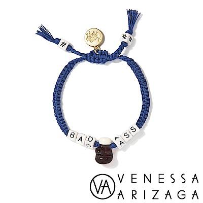 Venessa Arizaga BADASS 藍色手鍊 沙灘手鍊