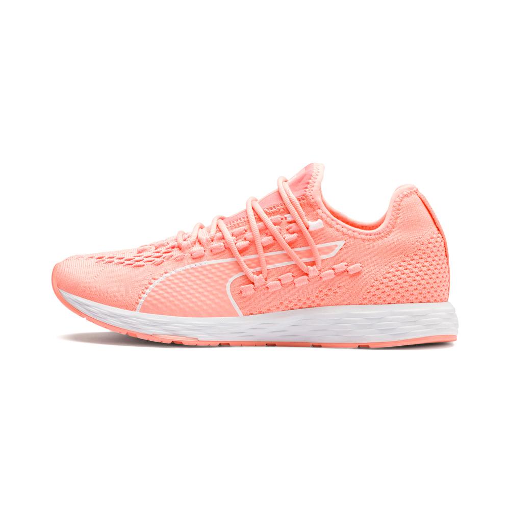 PUMA-SPEED 300 RACER Wn女性慢跑運動鞋-蜜桃紅