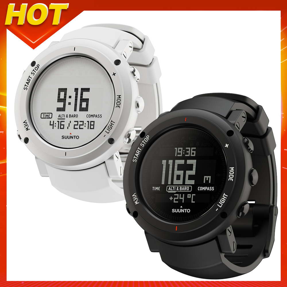 SUUNTO Core Alu 時尚設計戶外功能運動錶