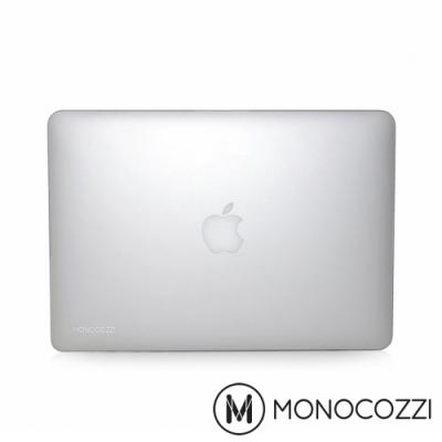 MONOCOZZI 半透明保護殼 MacBook Air 13 Retina-霧面白