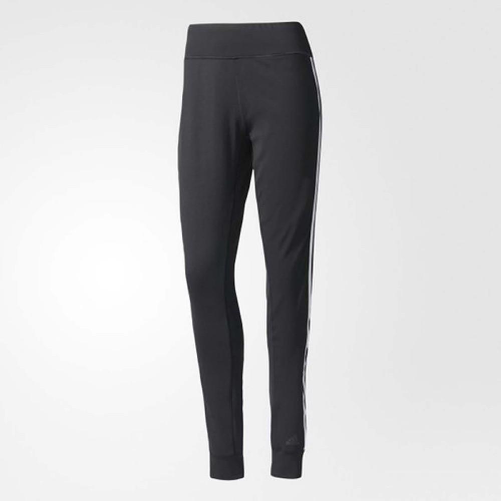 adidas 長褲 D2M Cuff Pants 女款