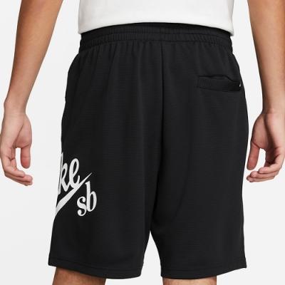 NIKE 短褲 滑板短裤 運動 慢跑 健身 男款 黑 CV4346-010 SB Sunday