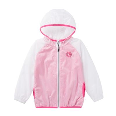 【St. Bonalt 聖伯納】男女 中小童 超輕薄 超透氣 抗UV 防曬運動 連帽外套-98018073