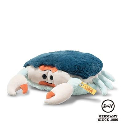 STEIFF德國金耳釦泰迪熊    Curby Crab  柯比螃蟹   (動物王國)