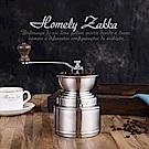 【Homely Zakka】極簡大容量儲粉槽304不鏽鋼手搖式咖啡磨豆機/研磨機