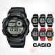 CASIO卡西歐 地圖時區電子錶(AE-1000W) product thumbnail 1