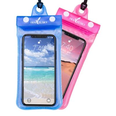 可觸控手機防水袋 漂浮手機 6.5吋以下手機通用款