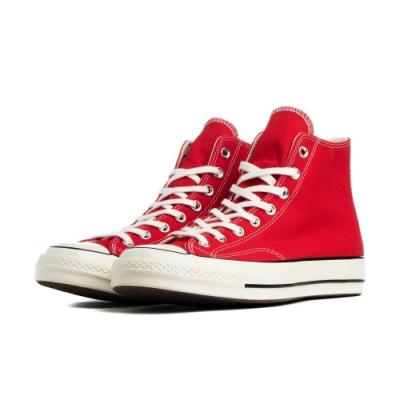 CONVERSE 1970 男女款 高筒帆布鞋-紅 164944C