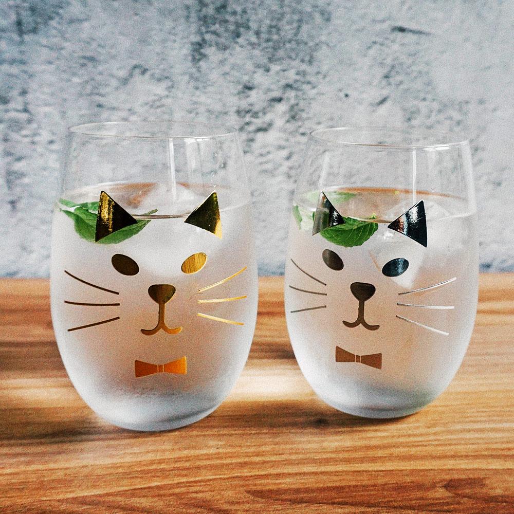 Homely Zakka 西班牙小貓杯2入/組