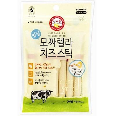 韓國BOWWOW《犬用起司條系列》10gx7入 三包組