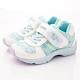日本Carrot機能童鞋 2E蕾絲蝴蝶結運動鞋款 TW2519淺藍(中小童段) product thumbnail 1