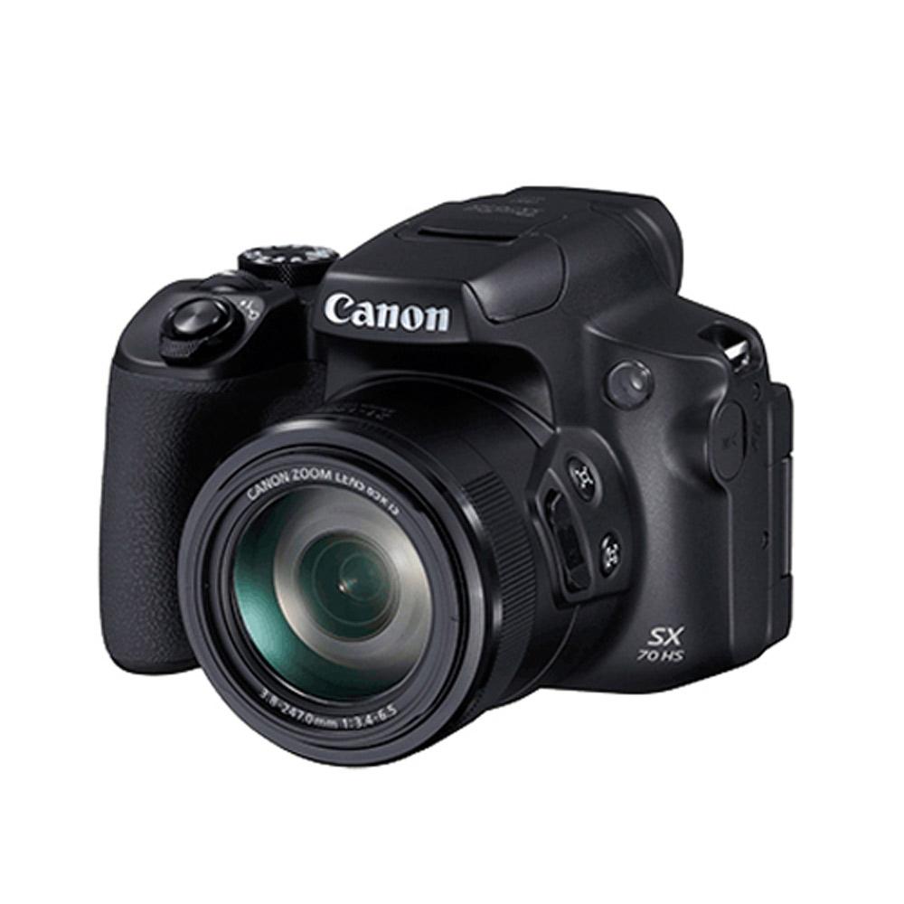 Canon PowerShot SX70HS 高倍率類單眼相機 (公司貨)