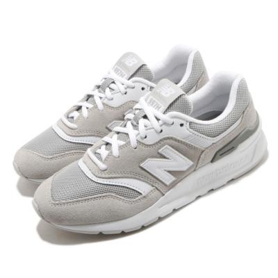 New Balance 休閒鞋 997H 低筒 運動 女鞋 紐巴倫 基本款 簡約 舒適 球鞋 穿搭 灰 白 CW997HCRB