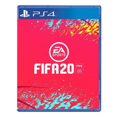(預購) PS4 FIFA 20 - 中英文版