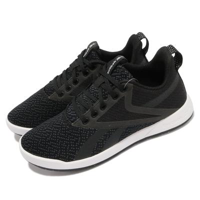 Reebok 慢跑鞋 Ever Road DMX 3 女鞋 海外限定 輕量 透氣 避震 運動 球鞋 黑 白 FU8918