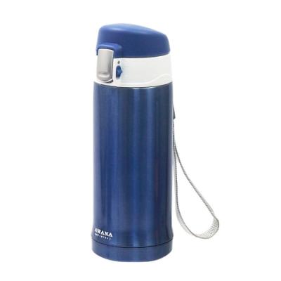 AWANA-附扣彈跳杯200ml(藍色)