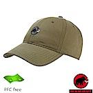 長毛象 新款 Baseball Cap 輕量防風透氣棒球帽_橄欖綠