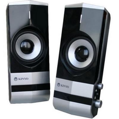 KINYO 二件式多媒體音箱