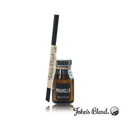 John's Blend 室內香氛擴香瓶-白玉蘭花