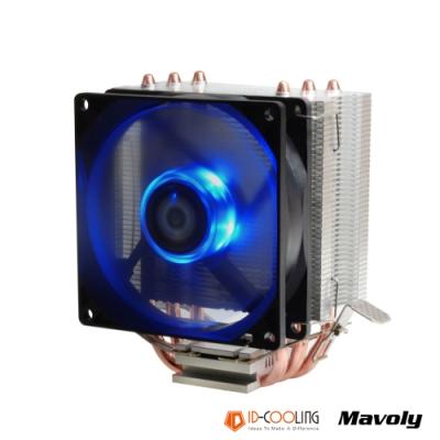 ID-COOLING 藍光LED定速 SE-903 散熱風扇