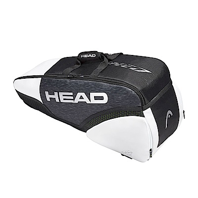 HEAD奧地利 球星簽名款 Djokovic Combi 6支裝球拍袋 283029