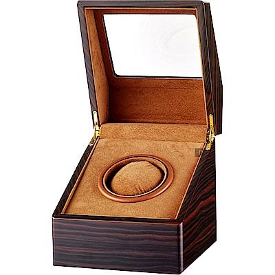 機械錶自動上鍊收藏盒-1入/木質鋼琴烤漆