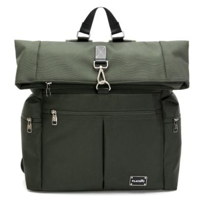 PLAYBOY- 後背包  Back to Basics系列 -綠色