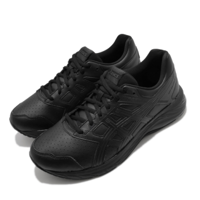 Asics 慢跑鞋 Gel Contend 5 超寬楦 男鞋 亞瑟士 路跑 基本款 入門 緩衝 亞瑟膠 黑 1131A035001