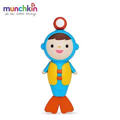 munchkin滿趣健-潛水員游泳洗澡玩具
