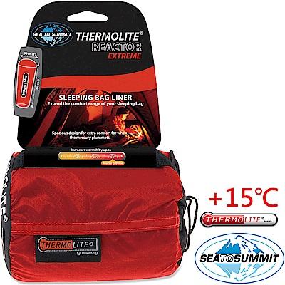 Sea to Summit 保暖型睡袋內套 Thermolite Reactor極限升溫款